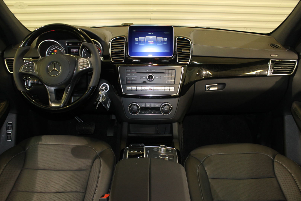 Прокат Mercedes Benz GLS
