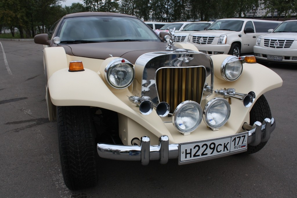 Аренда Excalibur Phantom на свадьбу