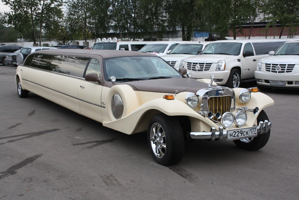 Цена аренды Excalibur Phantom в Москве