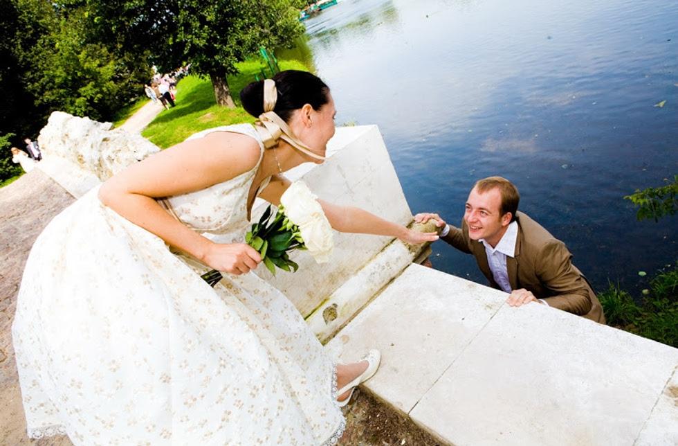 научу свадебная фотосессия в кузьминках этой