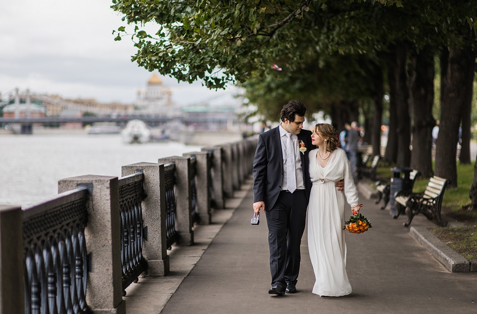 каким свадебные фото в городке баумана процессе съемок сначала